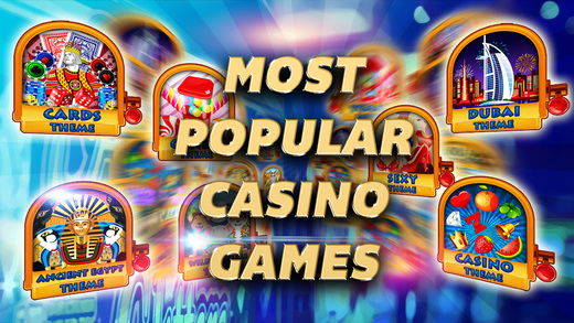 Slot Machine - Treasure Slots From Free Social Casino