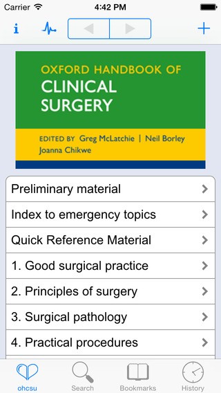 Oxford Handbook of Clinical Surgery Fourth Edition