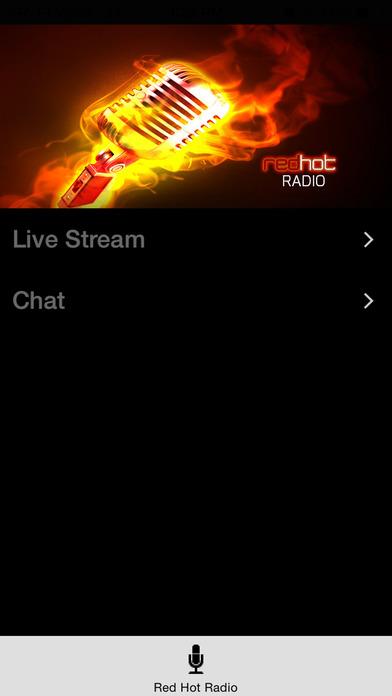 Reggae Spin Radio iPhone Screenshot 3