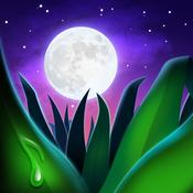 放松的旋律高级版HD:适合催眠、打坐、放松、练习瑜伽时用的环境声音和音乐 [iPad]