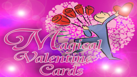 Magical Valentine Cards
