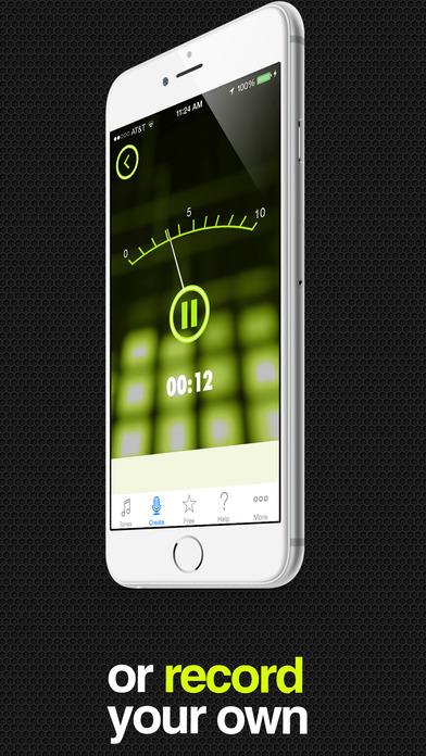 ToneCreator screenshot 3