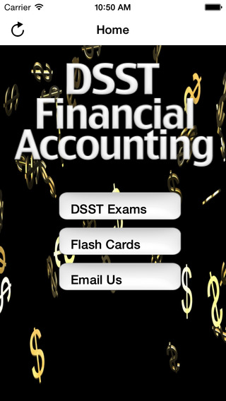 DSST Financial Accounting Buddy