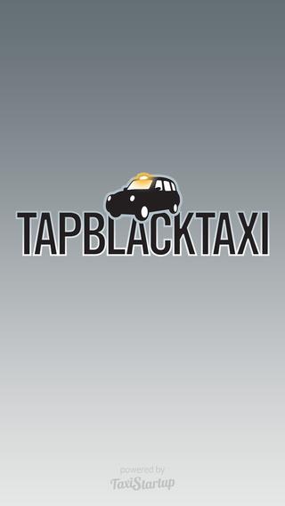 Tap Black Taxi Driver