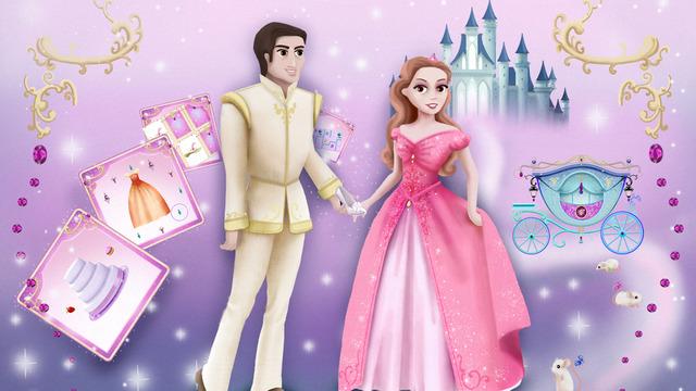 Cinderella Free games for girls