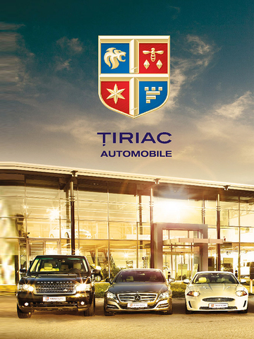 Tiriac AutoMobile for iPad