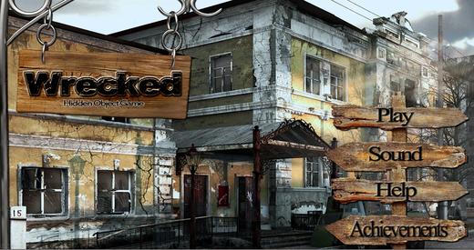 Wrecked - Free Hidden Object Games