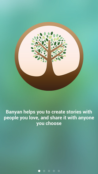 Banyan - stories with friends
