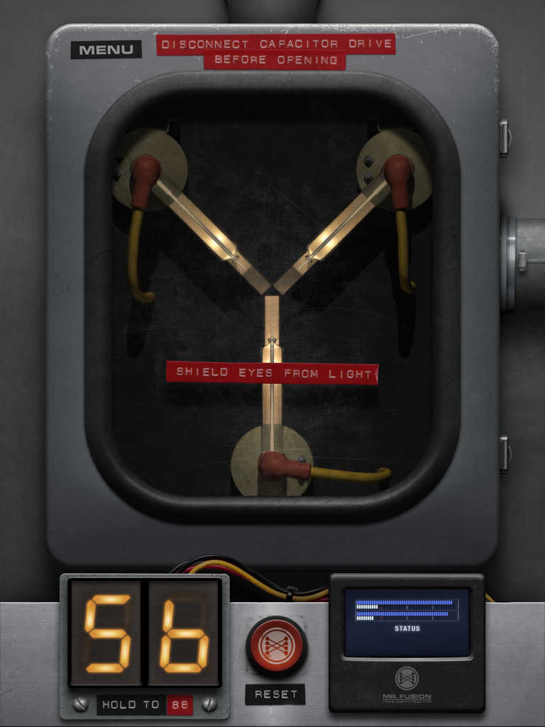 App Shopper Back To The Future Flux Capacitor