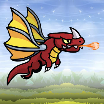 Top Flying Dragon Raid 1.0 Free 遊戲 App LOGO-硬是要APP