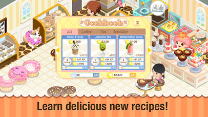 Bakery Story screenshot 5