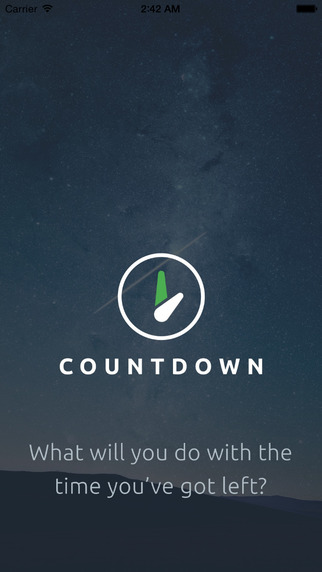 Countdown Motivation - by Leto