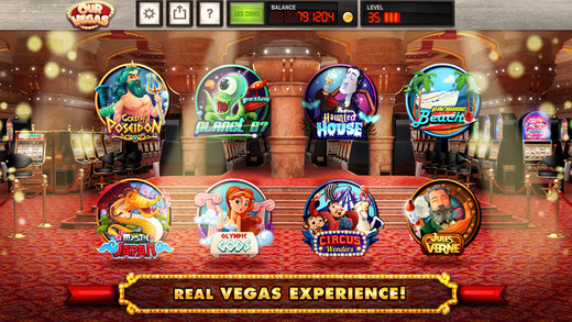 Our Vegas - Casino Slots