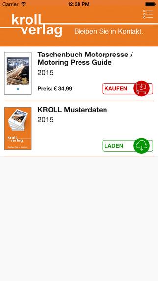 KROLL App