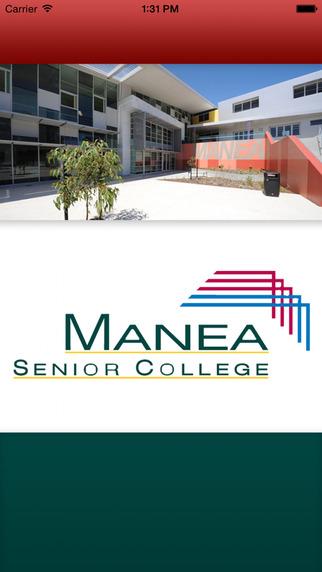 Manea Senior College - Skoolbag