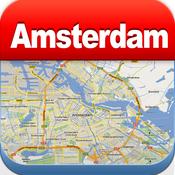出游指南 – 阿姆斯特丹离线地图 – 城市 地铁 机场 [iOS]