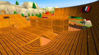 Truck trials 2 farm house 4x4 game app at arcadecabin com