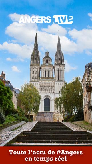Angers Live : toute l'actualité sur Angers et sa région