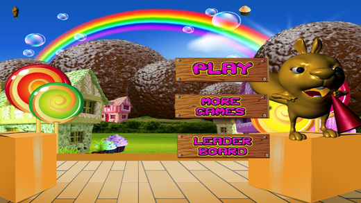Candy Chipmunk Pro : Fun Of Sweet In The Village