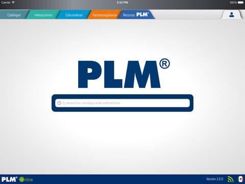 PLM Prescripción Total for iPad