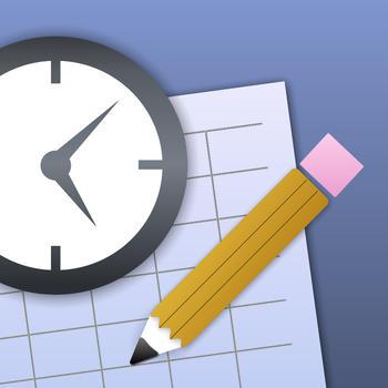 Timesheet FREE - Clock and Wage Tracker LOGO-APP點子