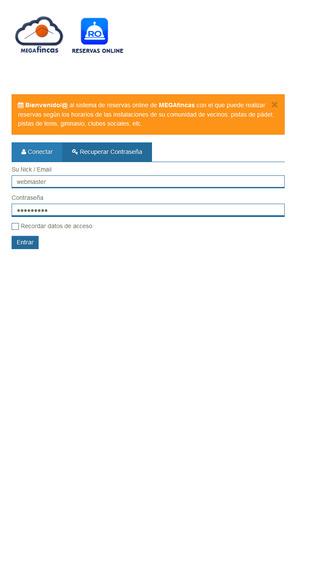 Reservas Online ALC