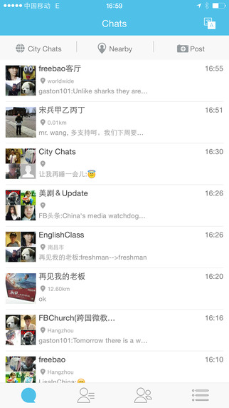 Freebao - Global Social Network