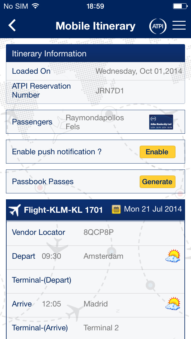 App shopper atpi on the go americas travel for Emergency numbers around the world