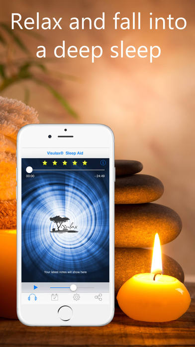 Deep Sleep Aid - Guided Meditation with Relaxation for Sleeping Deeply - Relax. Meditate. Sleep. screenshot