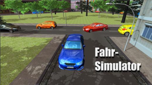 Fahr-Simulator 2014
