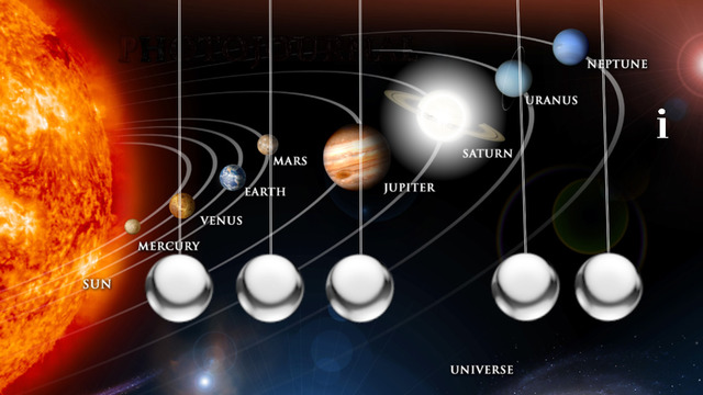 Planet Gravity