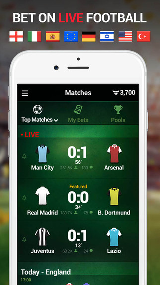 Fabula Football - FREE In-Play Betting Game