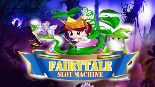 Fairytale Slot Machine - Lucky Casino Slots