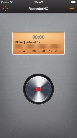 RecorderHQ Pro - Audio recorder for cloud drive