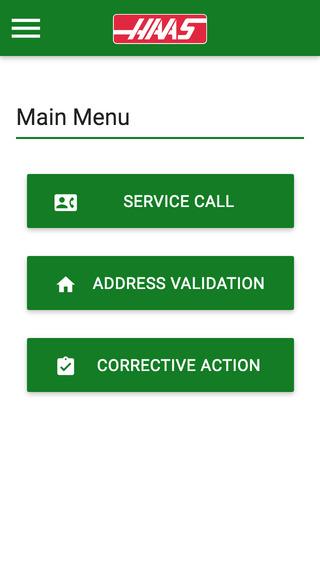 Haas Location Validation