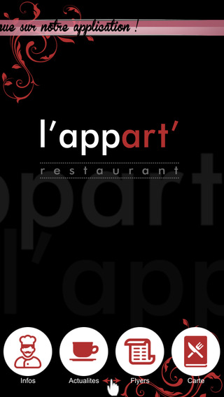 Restaurant L'Appart