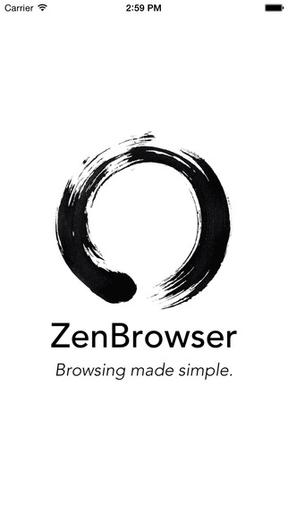 ZenBrowser Browsing made simple.