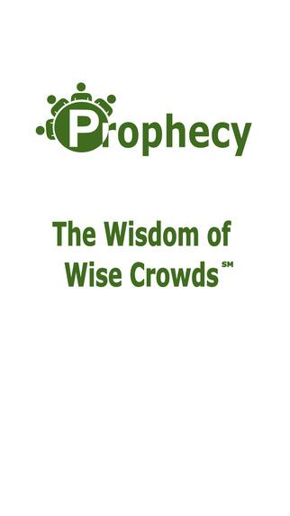 Prophecy Prediction Markets