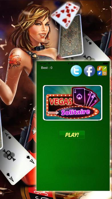 Screenshot 1 Русские Бесплатный  Пасьянс Лас-Вегас Идеальная Epic Пара Дурак карточная игра онлайн Pro
