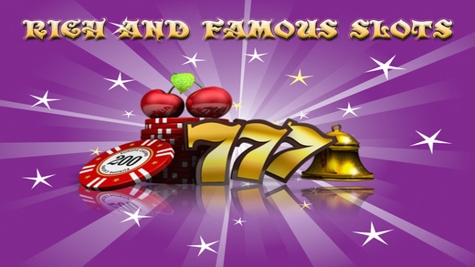 Rich And Famous Casino Slots - Enjoy The Exuberance Of Sin City In Your Hands