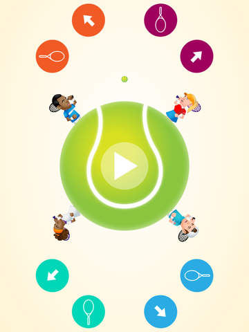 a game for three players circular