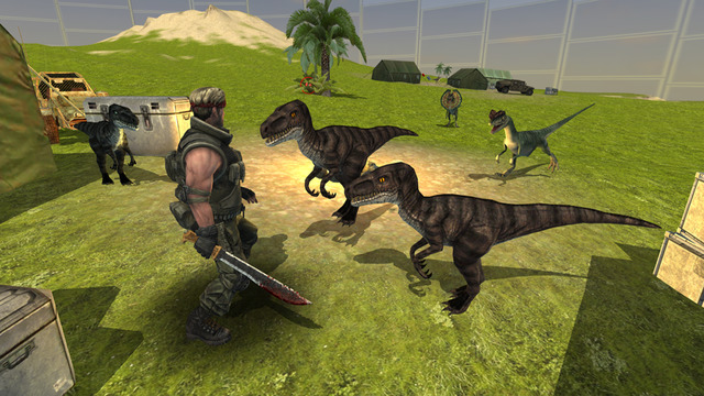Dinosaur: Mercenary War