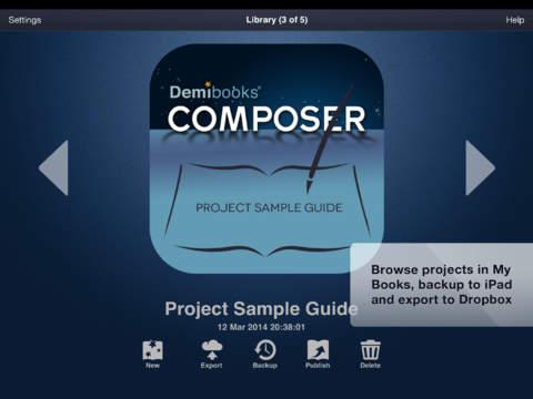 Demibooks® Composer