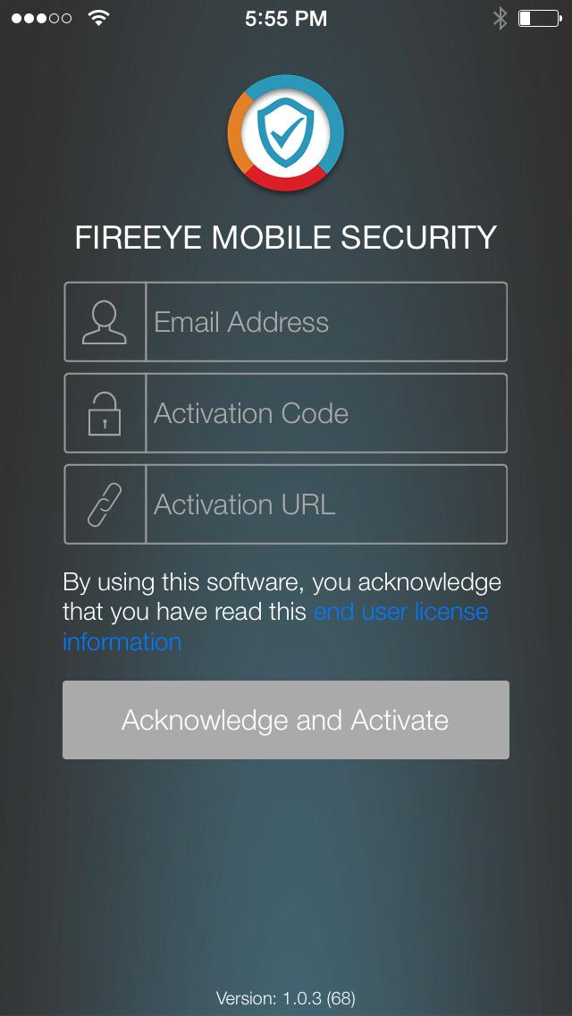 fireeye mobile security