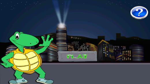 Mutant Turtle Attack - Catch the Speedy Rabbit Paid