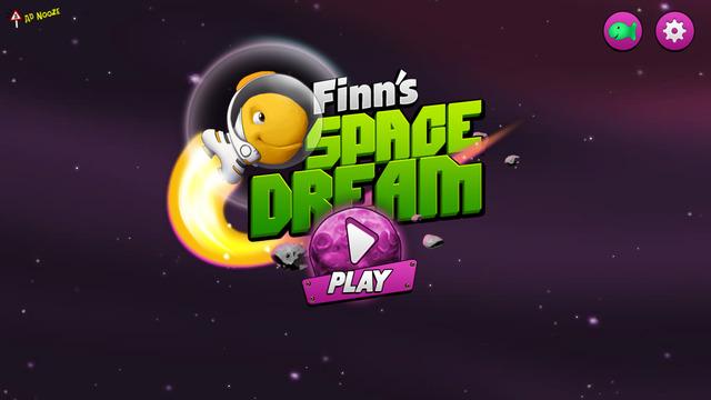 FINN'S SPACE DREAM
