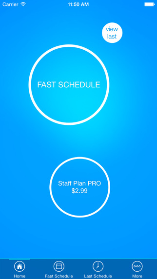Staff Plan