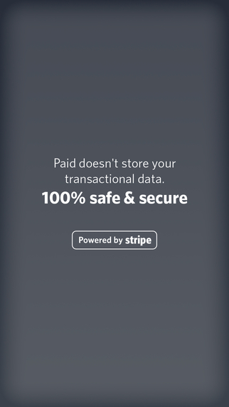 Paid for Stripe