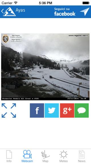 iNeveItalia iPhone Screenshot 4