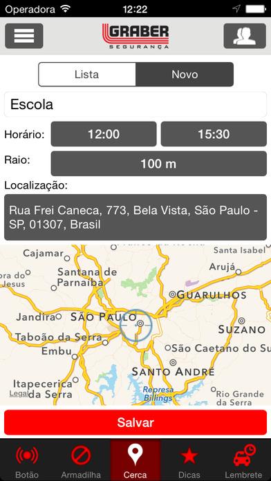 Screenshots for Clube da Segurança